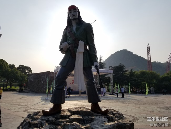 【活动回顾】10月7日畅游苏州乐园活动回顾