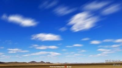 三星盖乐世Note8 十一行摄: 梦回乌兰布统