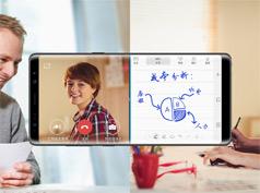 【教程】一心也可两用 三星盖乐世Note8一键分屏体验