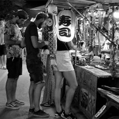 泰国街头生活