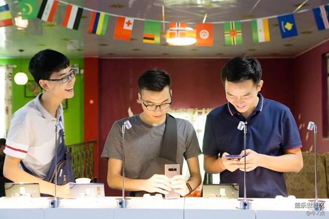 盖乐世社区核心用户Note8品鉴会---(广州站非官方回顾)