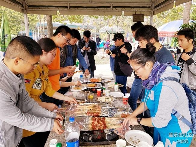 【上海星部落】11.11来一次秋季烧烤聚餐吧