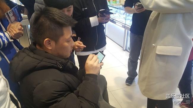 Galaxy Note8 太原星部落体验行