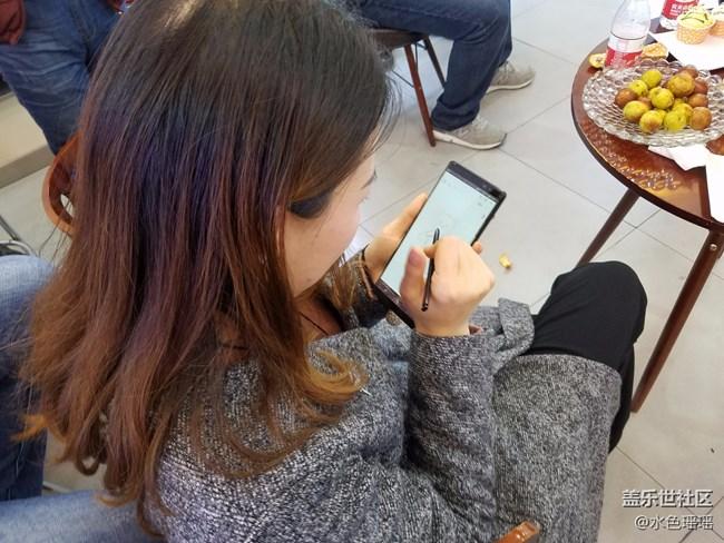 无S Pen不Note 三星Note8品鉴会--乌鲁木齐站