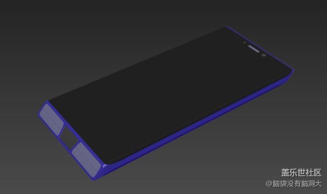 大家讨论一下,手机可不可以长成这个样子