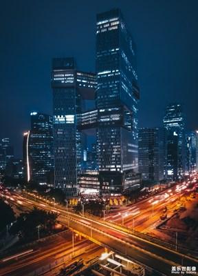 深圳腾讯大厦 x Galaxynote8