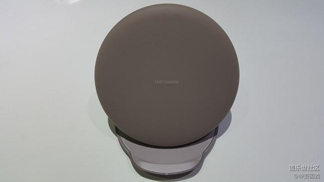 折叠式无线充电器