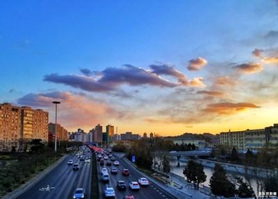 【不一样的冬  不一样的南北】+北京的冬