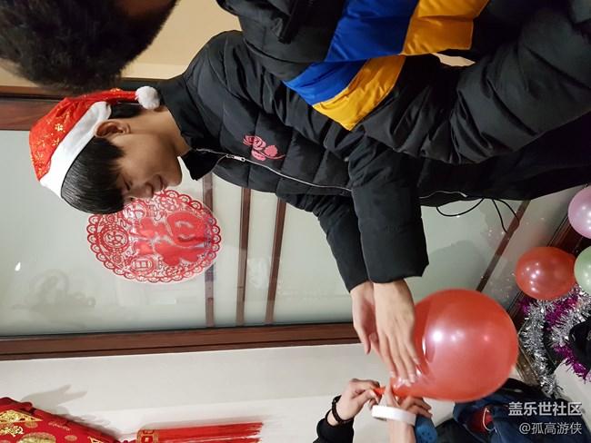 郑州—-洛阳 提前嗨翻了一个圣诞