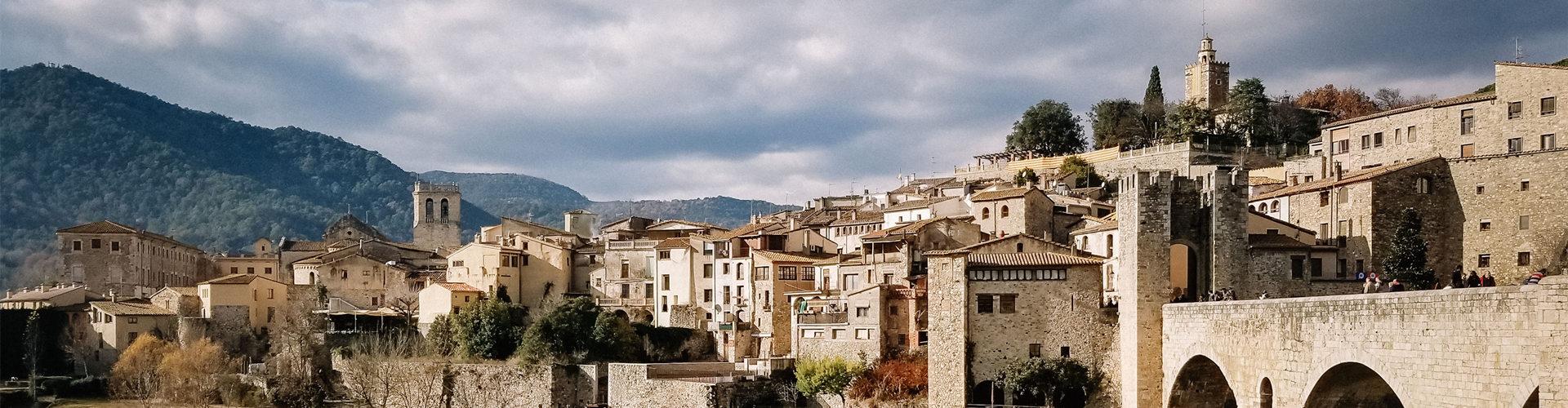 西班牙城市风光二