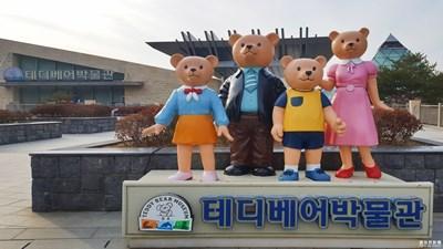 泰迪熊博物馆之恐龙区
