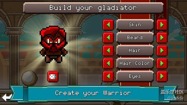 角斗士崛起 v1.045 打造自己的最强战士