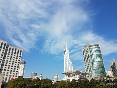 【在路上】+上海 人 民 广 场
