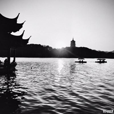 GALAXY S8+拍摄杭州西湖