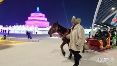 【在路上】+哈尔滨之冬
