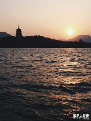 【Photo by galaxy】生活点滴,西子湖畔