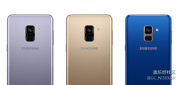 中端享旗舰待遇 三星Galaxy A8/A8+(2018)支持实时HDR
