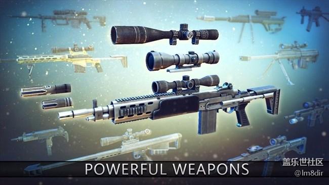 最后的希望狙击手_僵尸大战 v1.31 3D站桩僵尸射击游戏