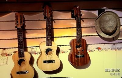 可爱的小吉他