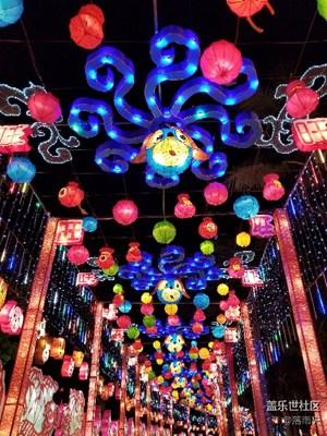 欢欢喜喜过大年+2018深圳欢乐灯会