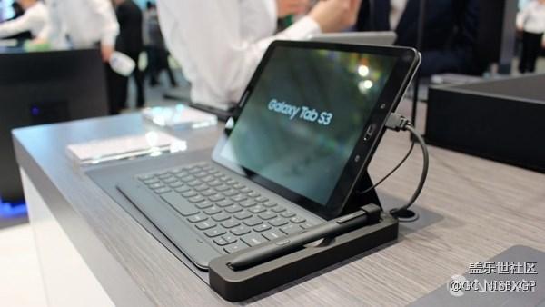 三星有望在MWC2018上发布Galaxy Tab S4