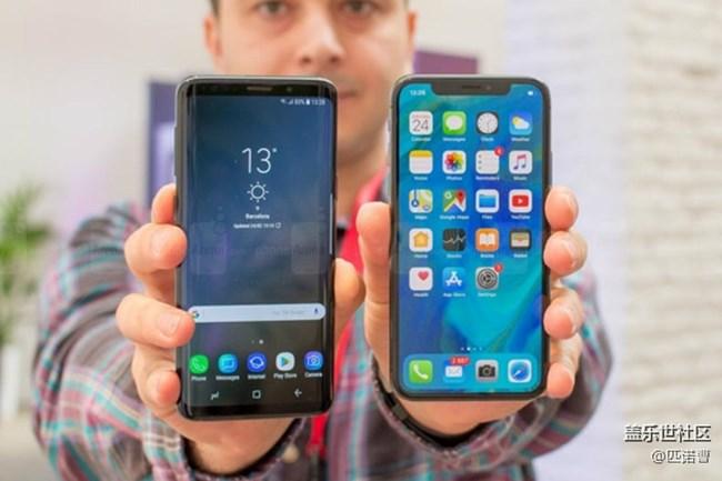 机皇也爱玩,S9上的那些趣味小功能
