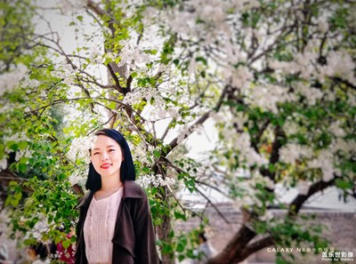 踏春-赏景赏姑娘