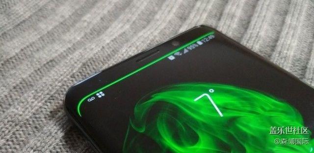 三星GalaxyS9状态栏酷炫能量条——Energy Bar