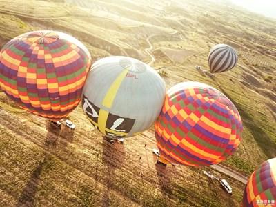 《留住记忆的照片》卡帕多奇亚的热气球