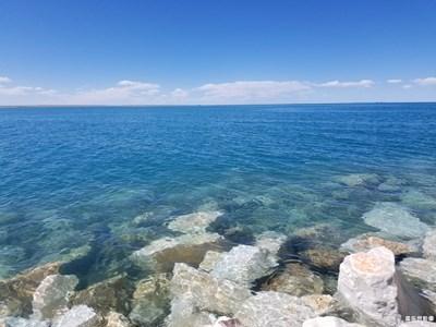留住记忆的照片+青海湖
