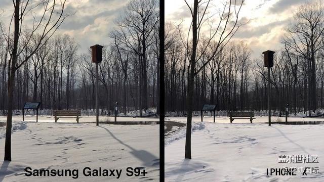 三星S9+ VS 苹果iPhone X 谁拍照更好?