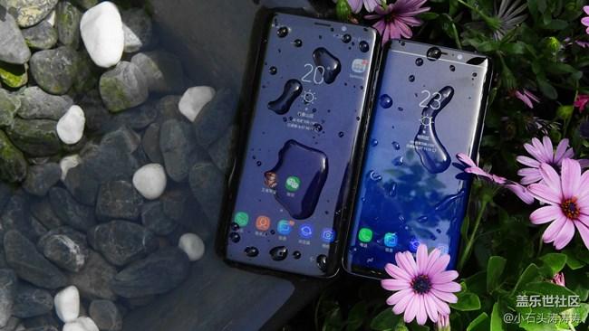 与水完美结合 三星盖乐世S9 | S9+美图赏析