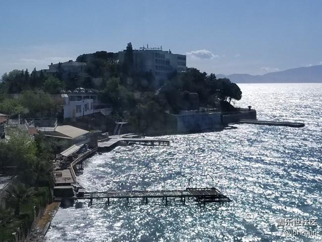 小妮子的浪漫土耳其之旅-爱琴海