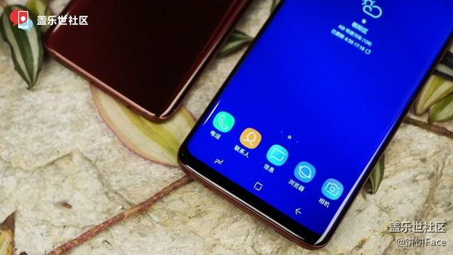 放肆红!三星Galaxy S9丨S9+勃艮第红美图赏