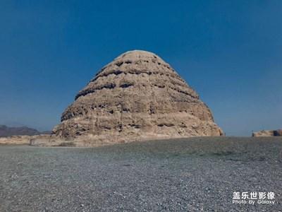 【中国最美瞬间】西夏王陵
