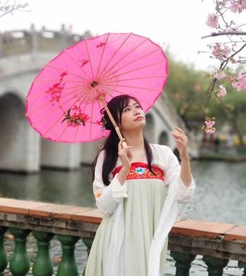 【中国最美瞬间】美女