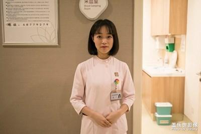 来自北京太和的美女护士