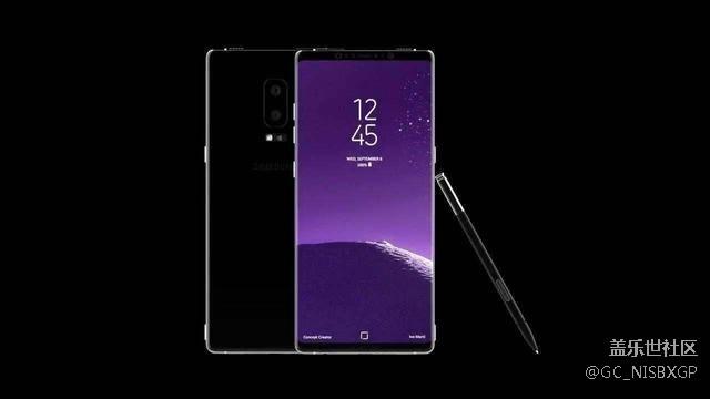 三星Note 9大招爆发,屏下指纹+大电池,要卖7000以上