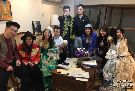 延期【线下活动】北京星部落观影、侦探线下活动招募