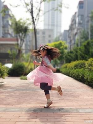 看着你跳舞就是幸福