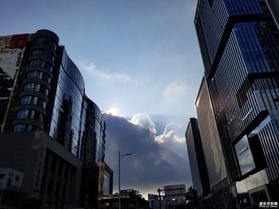 大楼与天空