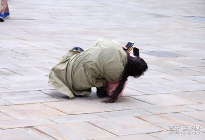 【中国最美瞬间】+最聚精会神的摄影者