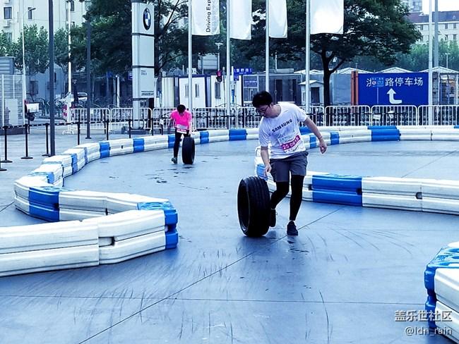 【活动回顾】中国坐标.城市定向户外挑战赛-上海星部落2队