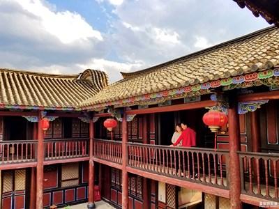 传统建筑风格
