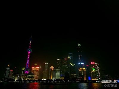 美丽的夜上海,总是让人流连忘返