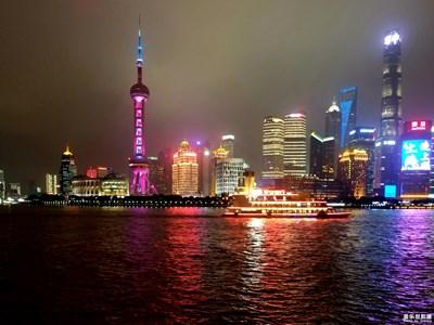 黄浦江东岸