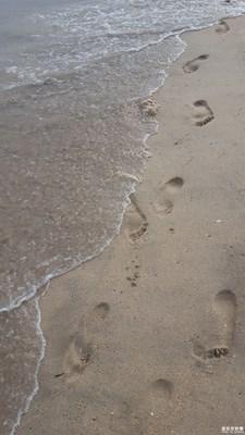 【回忆】+在海边
