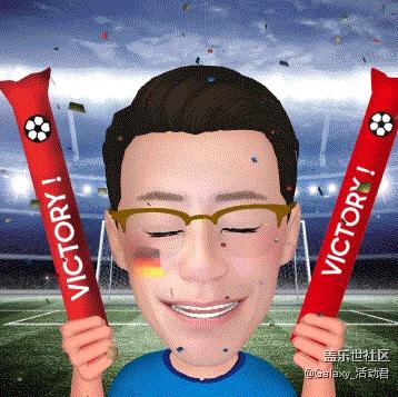 制作足球版风格动态萌拍,赢取50元京东卡!