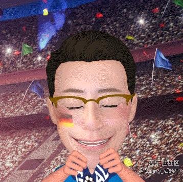 【奖品已下发】制作足球版风格动态萌拍,赢取50元京东卡!
