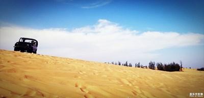 美奈白沙滩